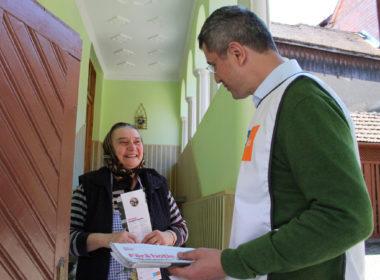 Barna (USR) a fost în satul copilăriei: Poiana Sibiului