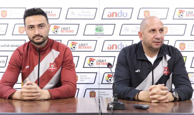 """FC Hermannstadt revine pe Stadionul """"Municipal"""" pentru meciul cu FC Botoșani"""