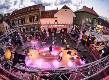 Muzica Filarmonicii Sibiu a dat tonul festivalurilor culturale cu public în 2020, în Sibiu!