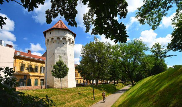 Turnul Olarilor și Turnul Dulgherilor vor fi redeschise publicului